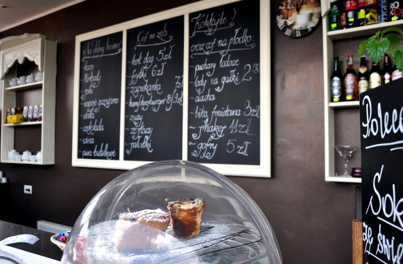 Kawiarnia Kopiec Kościuszki